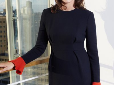 Caroline Rush – CEO, British Fashion Council
