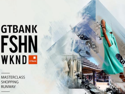 GTBank Fashion Weekedend – Promoting Enterprise