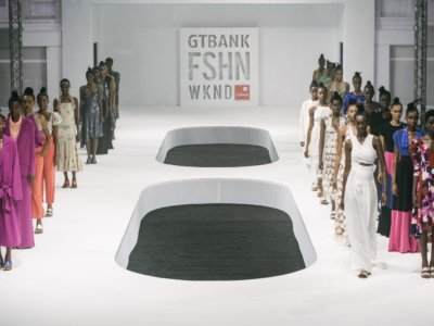 2017 GTBank Fashion Weekend Runway Show: Tracy Reese Collection