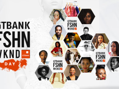 GTBank Fashion Weekend 2017 – Day 2 Highlights