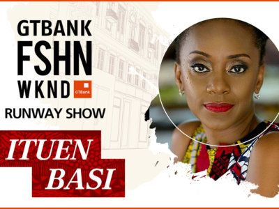 GTBank Fashion Weekend Runway Shows 2017 – Ituen Basi's Collection