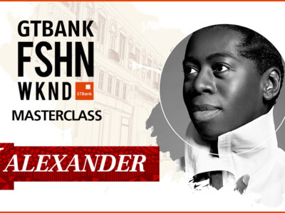 GTBank Fashion Weekend 2017 – Masterclass by Jay Alexander