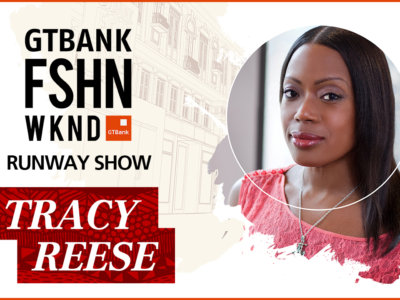 GTBank Fashion Weekend Runway Shows 2017 – Tracy Reese's Collection