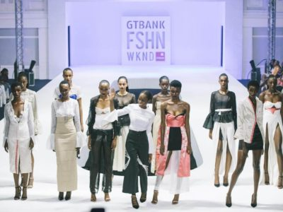 2017 GTBank Fashion Weekend Runway Rundown: Day 2