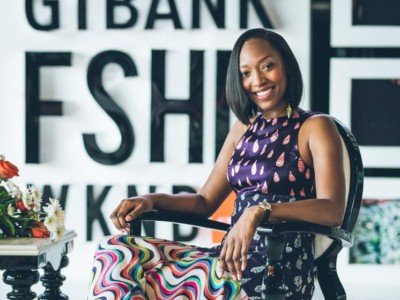 Fashion Talk with: Vanessa Kingori