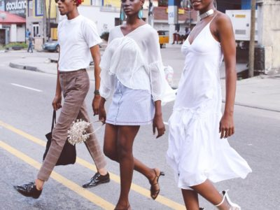 Street Style of the West: Lagos