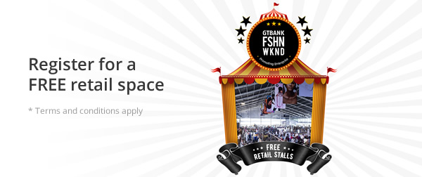 Register for a Free Retail Space