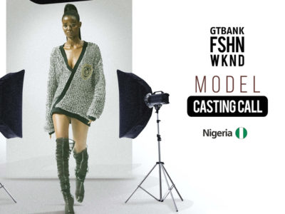 Model Casting in Lagos this October