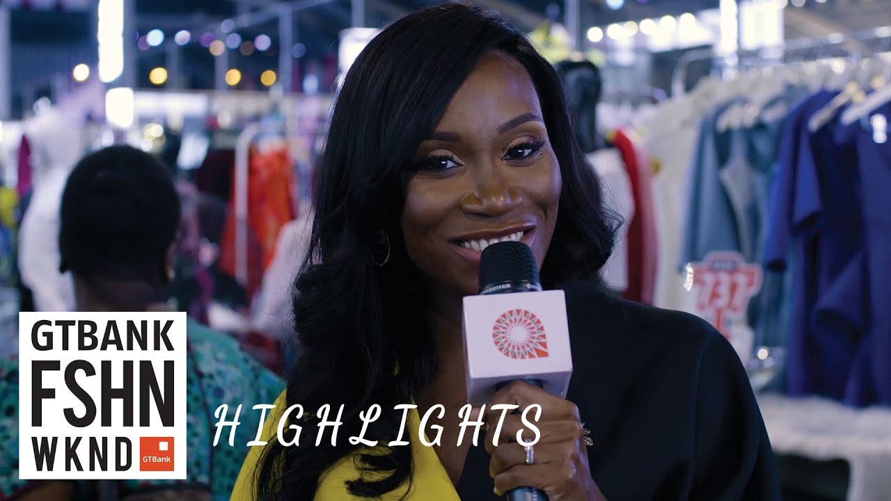GTBank Fashion Weekend 2018 Highlights