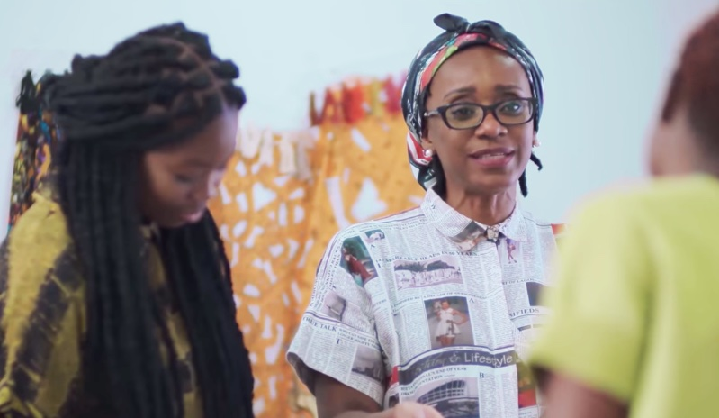 GTBank Fashion Weekend Presents: The Process With Ituen Basi